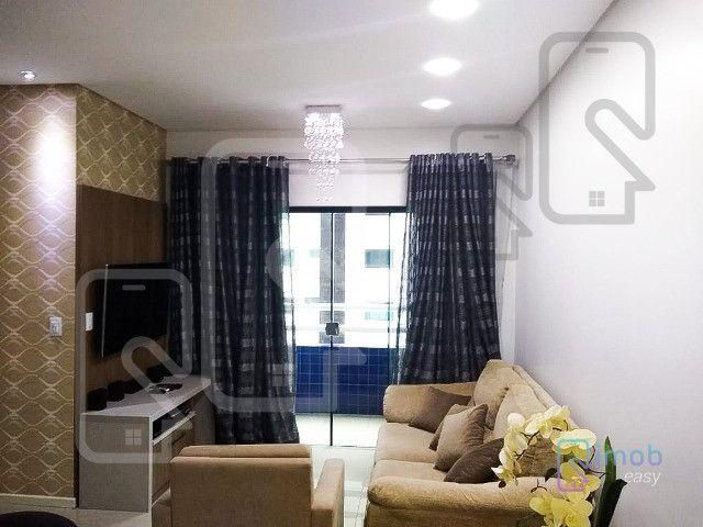Apartamento Ilhas Gregas,Ponta Negra, 3 Quartos sendo 1 Suite - Foto 6