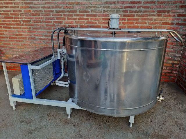 Resfriador Agranel de Leite 790 Litros Semi Novo  - Foto 6