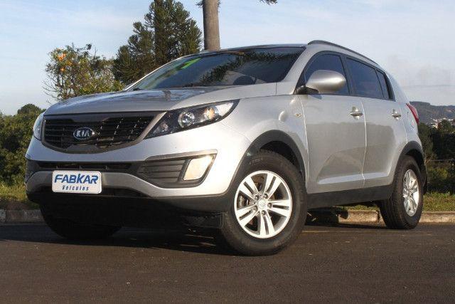 Kia Motors Sportage LX 2.0 16V/ 2.0 16V Flex Manual 2011 - Revisado/troca/financia
