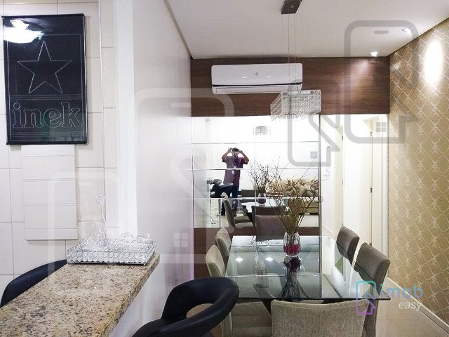 Apartamento Ilhas Gregas,Ponta Negra, 3 Quartos sendo 1 Suite - Foto 10