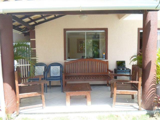 FZ132 - Casa em Arembepe - 04 quartos com piscina - Foto 5