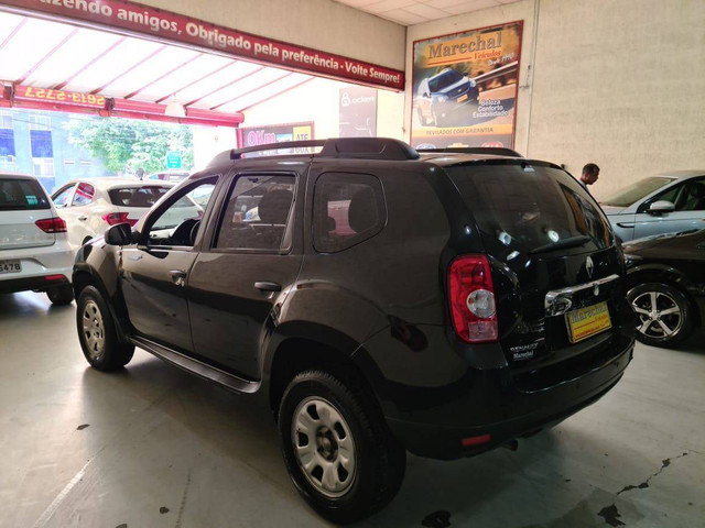 DUSTER 2012/2013 1.6 EXPRESSION 4X2 16V FLEX 4P MANUAL - Foto 4