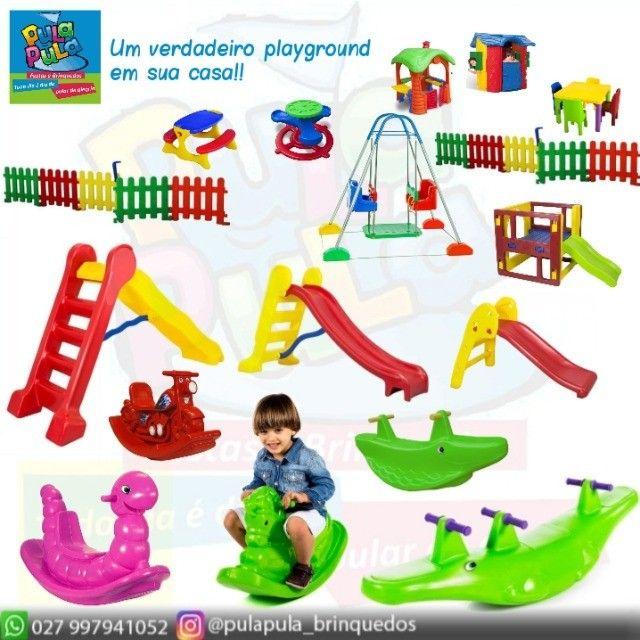 Brinquedos para areas kids, Playground de Escolas e Creches  - Foto 2