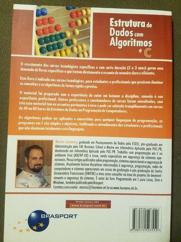Estrutura de Dados com Algoritmos e C - Foto 2