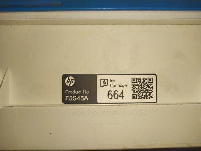 Impressora HP multifuncional Deskjet - Foto 5