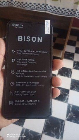 Vendo celular umidigi bision aprova de água - Foto 5