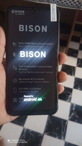 Vendo celular umidigi bision aprova de água - Foto 6