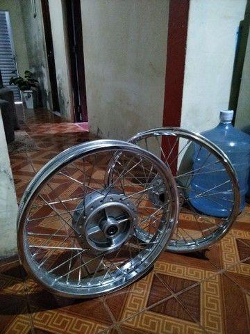 Roda para moto Honda