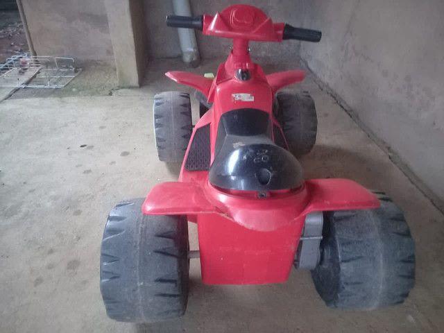 Quadriciclo para criança - Foto 6