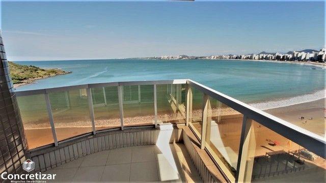 Apartamento Frente Mar à Venda com 4 Suítes na Praia do Morro, Guarapari-ES - Foto 6