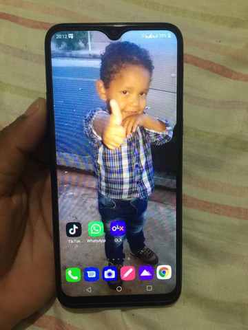 Vendo celular LG k41s novo - Foto 5