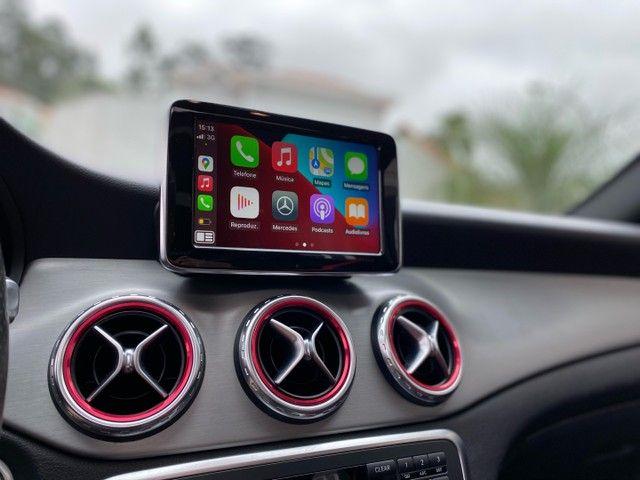 Gla 250 ano 2015 baixo km com Apple CarPlay  - Foto 11