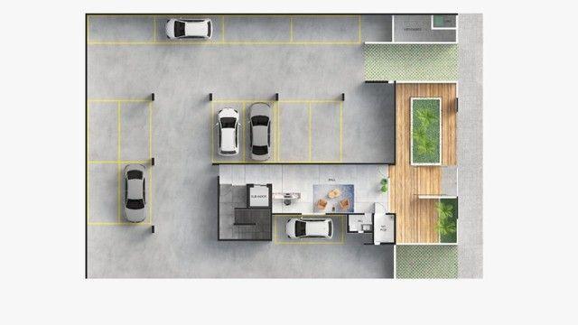 Apartamento com 3 quartos no Bessa - Elevador e Lazer - 100 metros do Mar - Foto 5