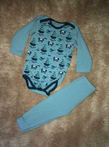 Conjuntos Longo bebê - Tati Moda infantil  - Foto 4
