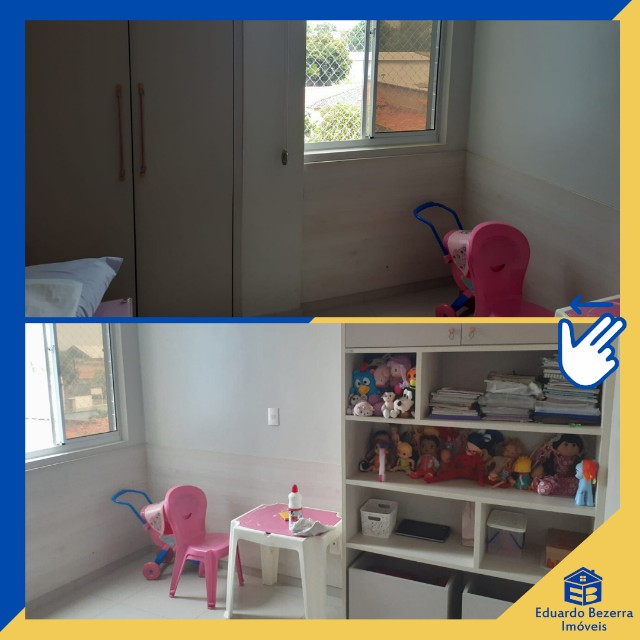 Ilhotas Palace - Apartamento 104 m²  com 04 quartos e 02 suítes na Ilhotas - Foto 4