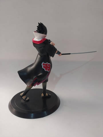 Boneco Sasuke Naruto 15cm - Foto 2