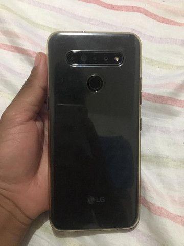 Vendo celular LG k41s novo