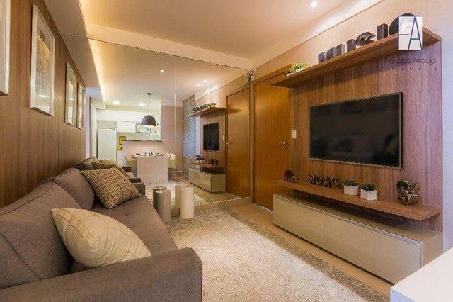 Apartamento com 2 dormitórios à venda, 44 m² por R$ 155.900,00 - Messejana - Fortaleza/CE