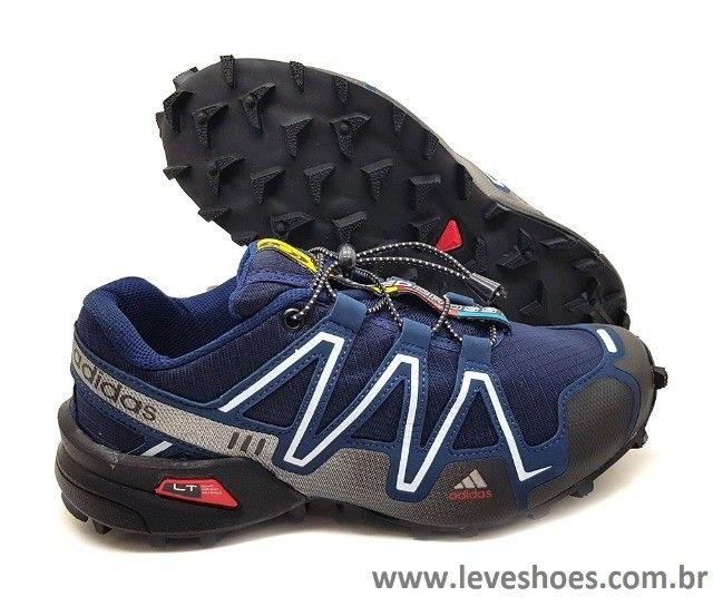 Tênis Adidas Speed Cross Barato - Foto 2