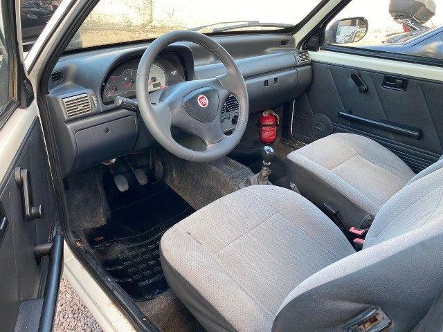 Fiat Uno Furgão 1.3 Fire . Único a venda . Raridade - Foto 5