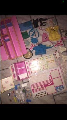 Barbie. Acessórios da Barbie da década de 80 - Foto 2