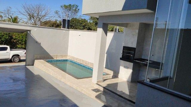 Casa nova 03 Quartos com Piscina  na Vila Pedroso em Goiânia  - Foto 3