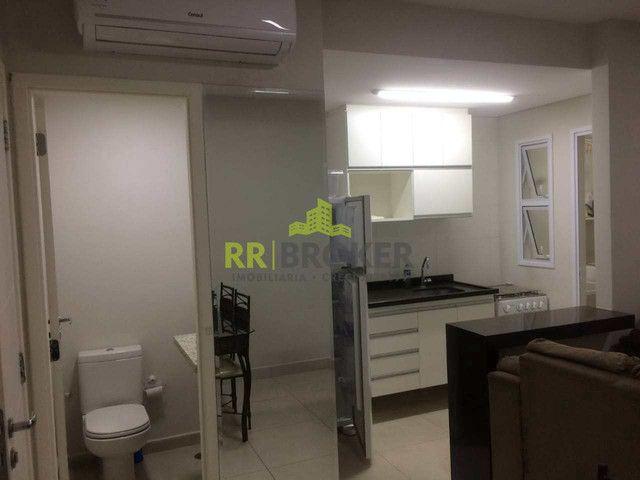Loft para alugar com 1 dormitórios em Jardim tarraf ii, São josé do rio preto cod:353 - Foto 3