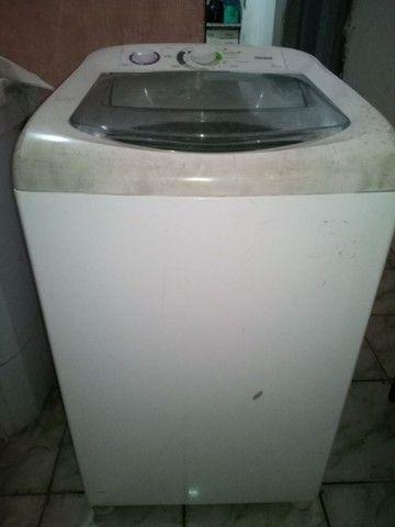 Vendo máquina de lava 8kg perfeita entrego e dou garantia
