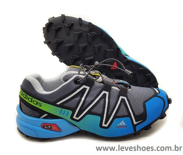 Tênis Adidas Speed Cross Barato - Foto 3