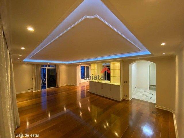 Apartamento com 4 dormitórios para alugar, 340 m² por R$ 3.910,00/mês - Vila Andrade - São - Foto 4