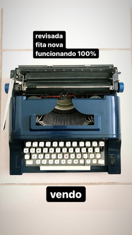 Remington 10 - máquina na de escrever - Foto 2