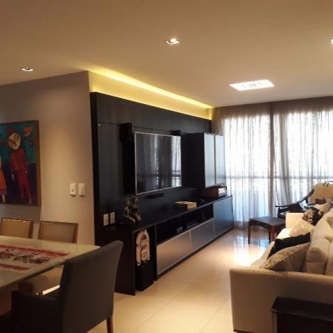 Apartamento Luxuoso 128m² com 3 suítes/3 vagas Meireles - Foto 9