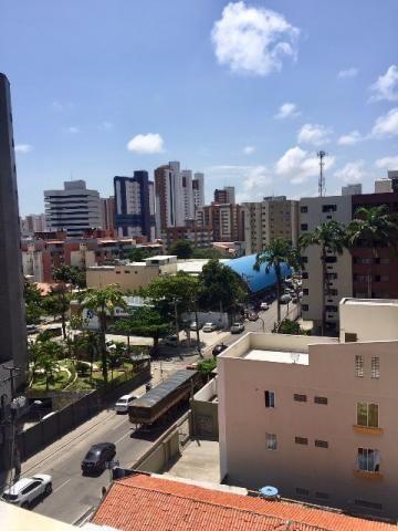 Apartamento no Meireles, três quartos, perto do Centro Gastronômico de Fortaleza - Foto 7