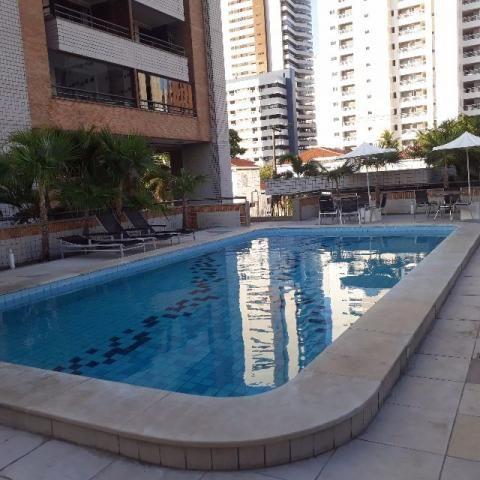 Apartamento Luxuoso 128m² com 3 suítes/3 vagas Meireles - Foto 5