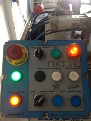 Industria metalurgica- Arame recozido BWG 18 - Maquina Automatica bobinadora fil duplo - Foto 4