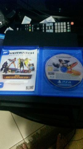 Ovewhatch para ps4
