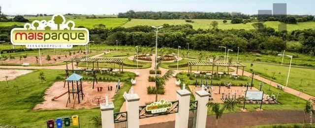Terrenos c/ loteadora no Mais Parque Fernandópolis - Foto 3