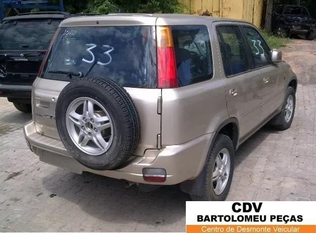 Peças Sucata Honda Crv 2.0 16v 2001