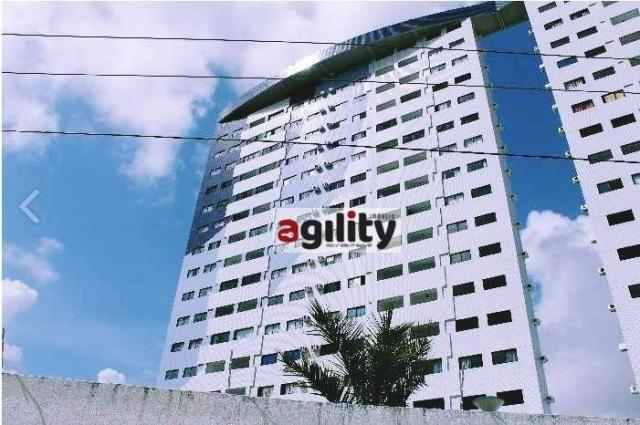 Apartamento residencial para locação, Capim Macio, Natal.