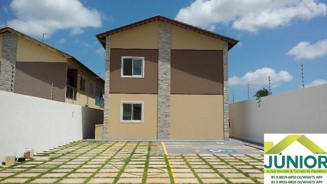 Apartamento pronto para morar no Potira com dois quartos