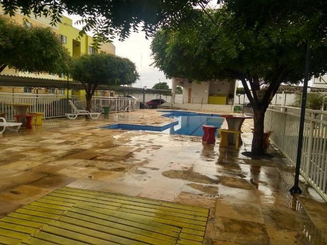 Oferta Apartamento no Condomínio Delta Ville - Piçarreira Teresina - Condições Especiais