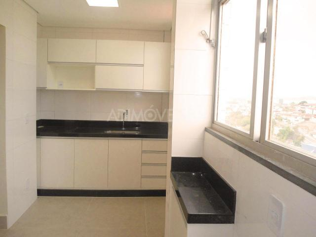 Apartamento para aluguel, 3 quartos, 2 vagas, caiçaras - belo horizonte/mg - Foto 14