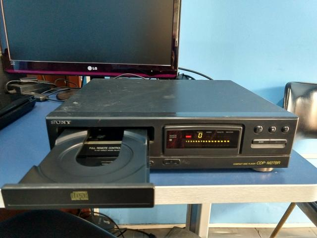 CD Player Sony CDP-M27BR - Foto 3