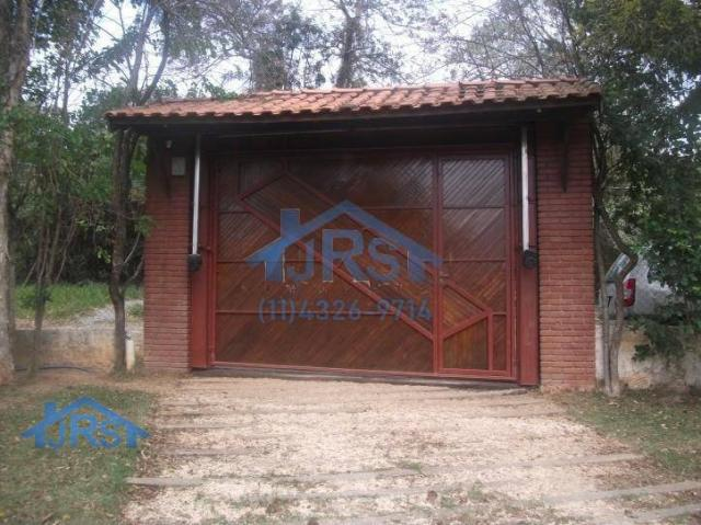 Chácara com 3 dormitórios para alugar, 3264 m² por r$ 5.800/mês - suru - santana de parnaí - Foto 5