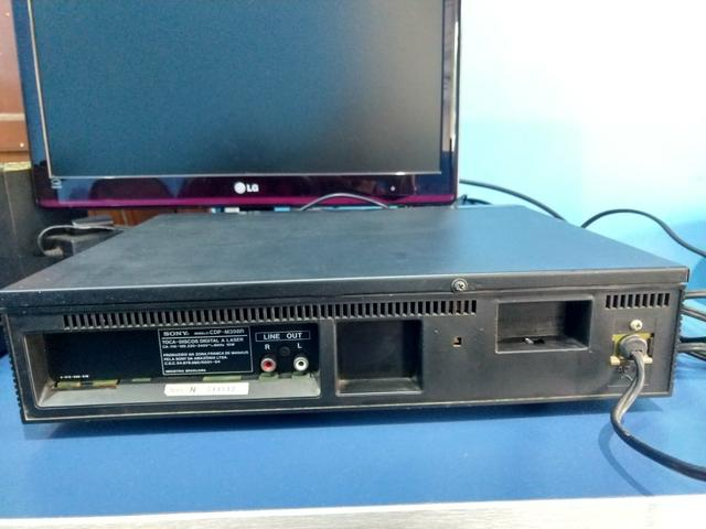 CD Player Sony CDP-M27BR - Foto 4