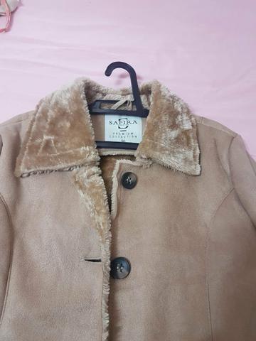 Casaco camisa jaqueta - Foto 2