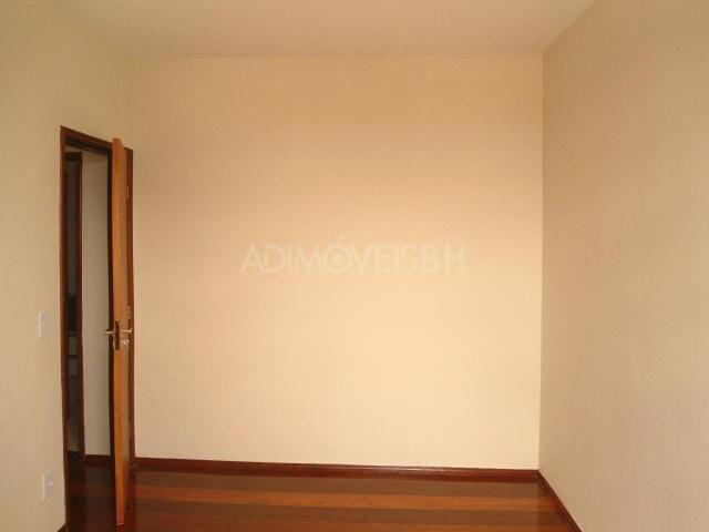 Apartamento para aluguel, 3 quartos, 2 vagas, caiçaras - belo horizonte/mg - Foto 5