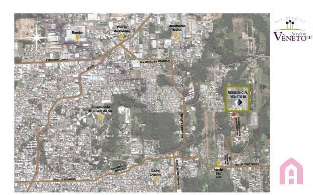 Terreno à venda em São luiz, Caxias do sul cod:1296 - Foto 7