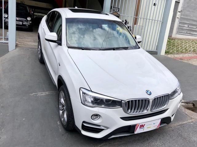 BMW X4 2015/2016 2.0 28I X LINE 4X4 16V TURBO GASOLINA 4P AUTOMÁTICO - Foto 8
