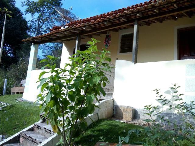 Casa independente quarto grande sala ampla cozinha arejada ótimo banheiro varanda área - Foto 3
